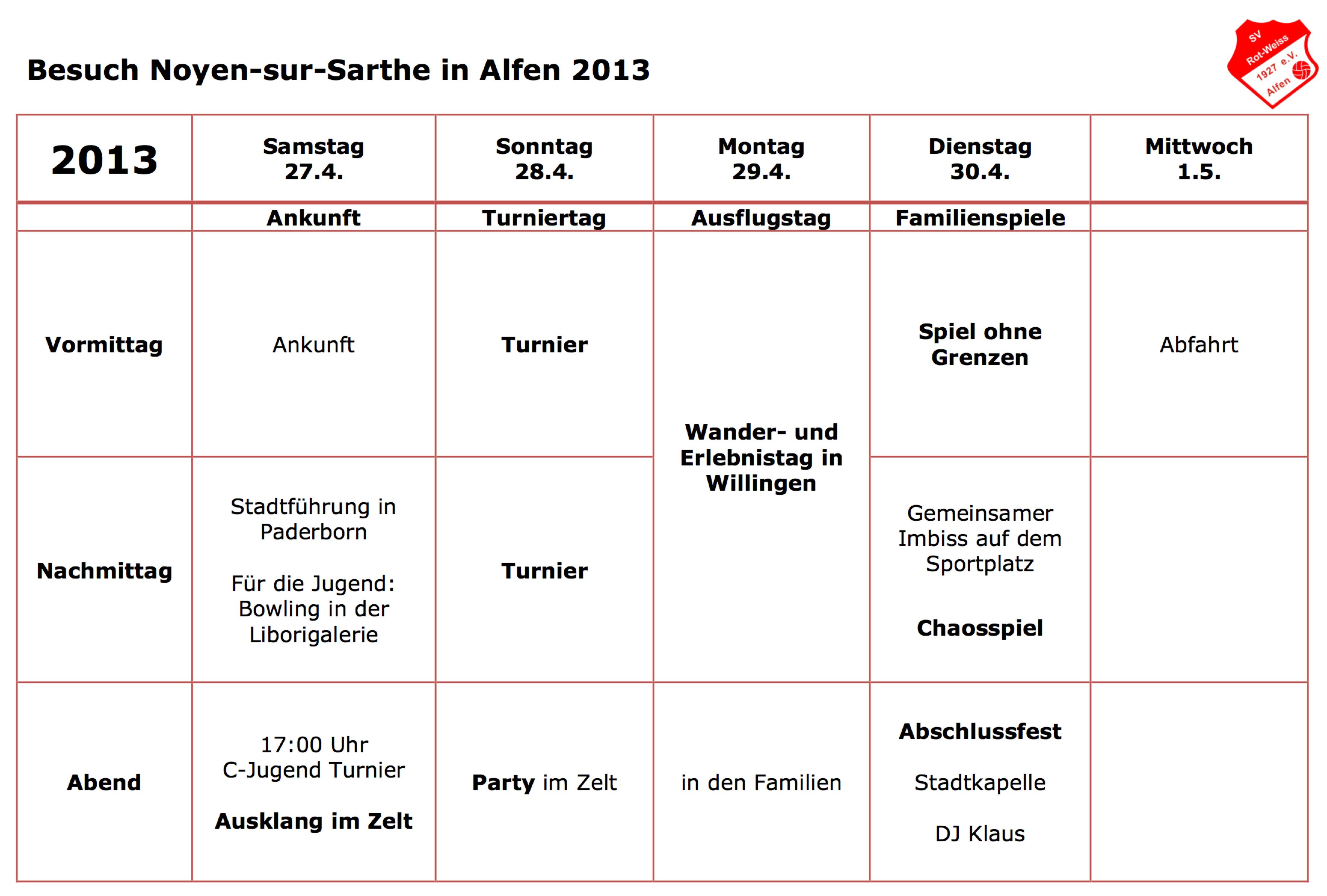 Planung 2013 alfenweb for Garage noyen sur sarthe